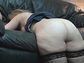 Housewife Cheats And Gets Creampie