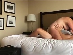 Cheating wife having a real orgasm with her new neighbor