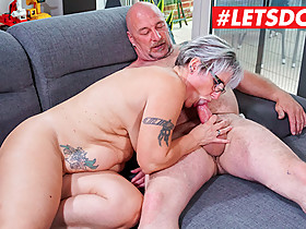 LETSDOEIT - The 1ST Fuck with Cheating German Wife