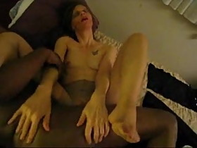 Blackcock Slutwife Pantyhose