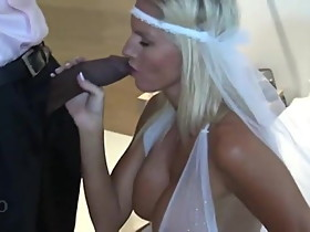 Married Blonde BBC  The Whole Vid