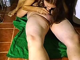 wife blows takes piss in the mouth and gets fucked in the asshole