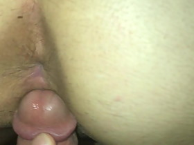 Teasing Me! Guy number 2 fucking me doggy style