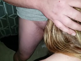 Wife Getting Spit Roasted