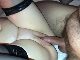 Wife takes load from Fab friend, Huby sloppy seconds