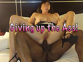 Giving up the ass