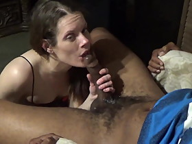 white wife swallows another bbc load