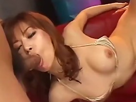 Hot Japanese Wife Threesome