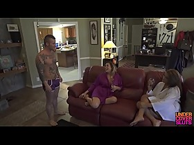 Two MILFs and a Poolboy Series COMPLETE VIDEO
