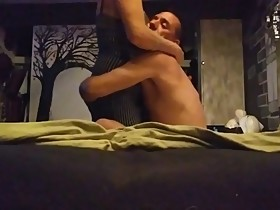 Housewife cheats on husband with sexy maintenance man