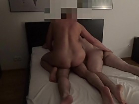 Gangbang with my hotwife