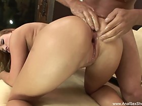 Mid West Housewife Tries Anal Sex