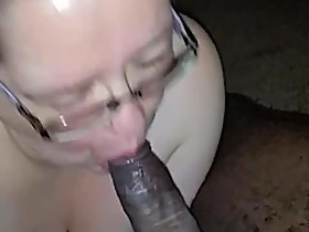 Cuckold bbw hotwife vids herself with black bull
